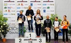 Keine Chance auf DM-Titel für Birgit Jacobi dafür aber Weltranglistenpunkte in der Powerman Serie