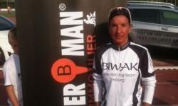 Birgit Jacobi wird 4. beim PowerMan in Luxemburg