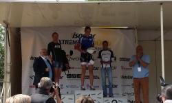 Birgit Jacobi wird 3. beim Extreme Man Düren