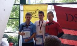 SC Poseidon Koblenz erfolgreich bei den Süddeutschen Meisterschaften