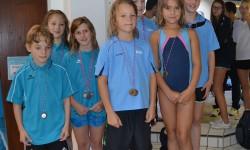 Den  Schinderhannes beraubt – jeder Starter der Fördergruppe des SC Poseidon Koblenz e.V. bringt eine Medaille mit
