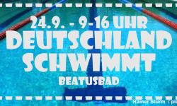 Deutschland schwimmt – SC Poseidon vorne mit dabei!