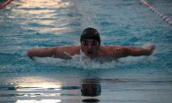 Poseidon-Schwimmer bei den Deutschen Polizeimeisterschaften