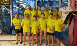 SC Poseidon Koblenz erfolgreich im DMS Verbandsliga Schwimmwettkampf