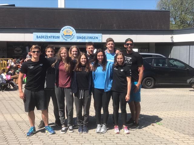 Süddeutsche Meisterschaften in Ingolstadt und Sindelfingen