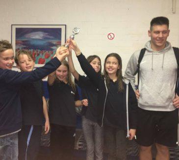 3. Platz für die E-Jugend des SC Poseidon Koblenz