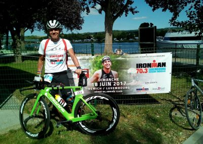 Ironman 70.3 in Luxemburg